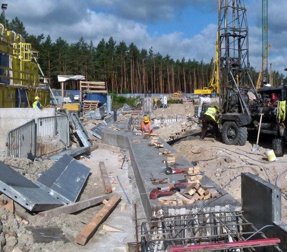 Budowa tunelu w Świnoujściu: aktualności z placu budowy