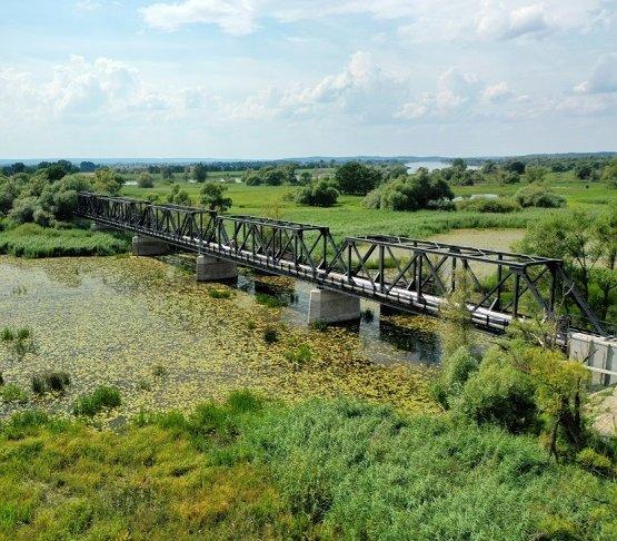 Przebudowa byłego mostu Siekierki–Neurüdnitz