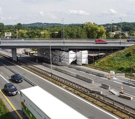 Kraków: remont wiaduktu nad A4 skończy się szybciej?