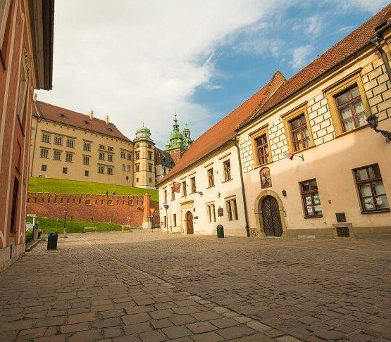 Kraków chce zbudować ciepłociąg w najstarszej ulicy. Pomoże georadar