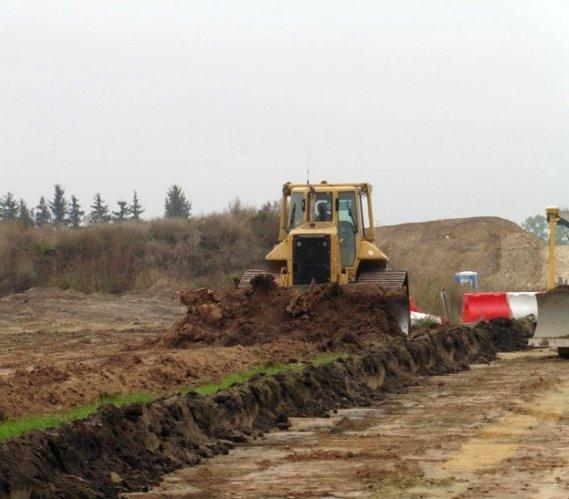 Minął półmetek budowy odcinka drogi S19 od Lublina