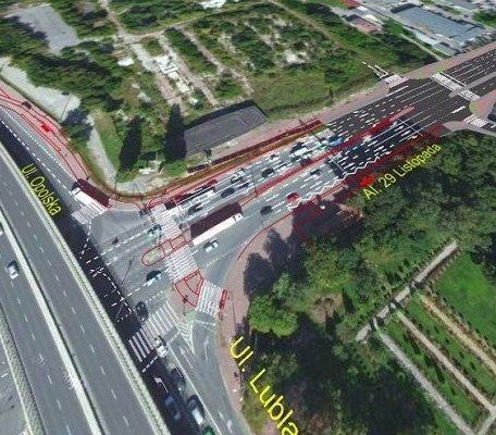 Zaczęła się rozbudowa wylotówki z Krakowa na Warszawę
