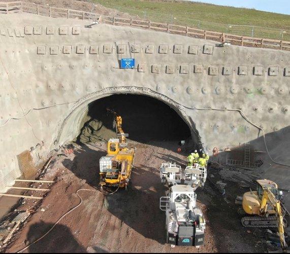 Droga S3: ile wydrążono już tunelu na Dolnym Śląsku?