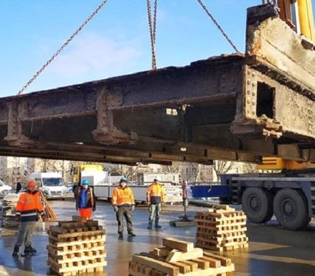 Wrocław: kolejny etap przebudowy Mostów Pomorskich
