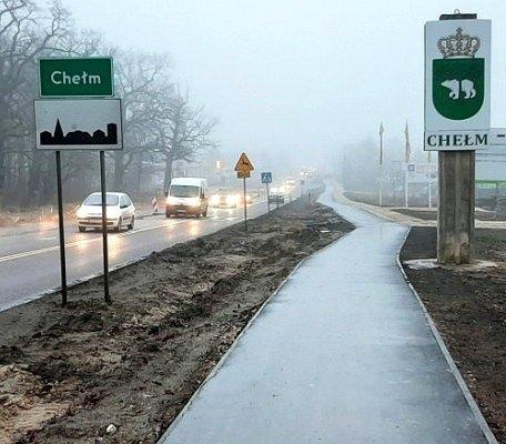 Droga S12: tak będzie wyglądać obwodnica Chełma [wizualizacja]