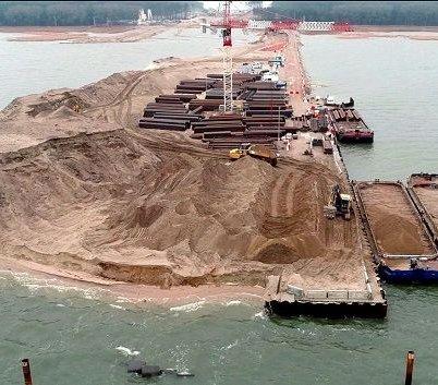 Wyzwania na budowie drogi wodnej Zalew Wiślany–Zatoka Gdańska