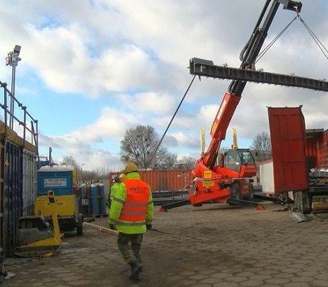 Toruń: urządzenia dylatacyjne są już na miejscu