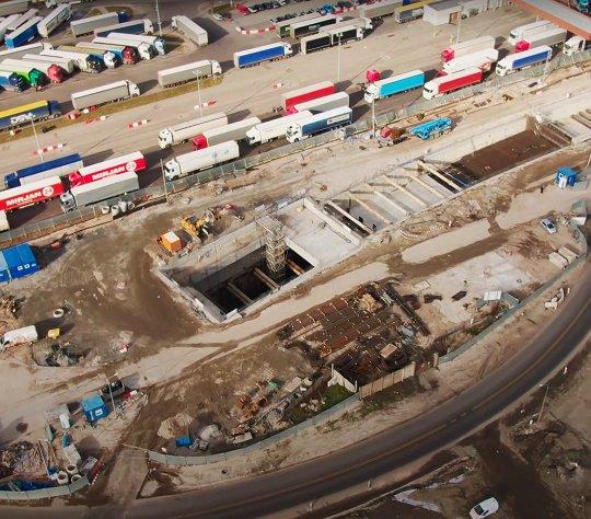 Jak powstaje tunel w Świnoujściu?