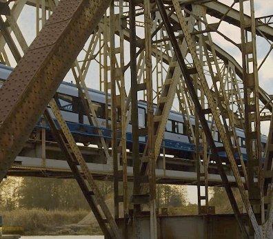 Przebudowa mostu kolejowego nad Notecią