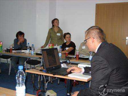 I-sza Edycja Warsztatów Projektanta RUVOLUM (R) firmy Geobrugg w Polsce
