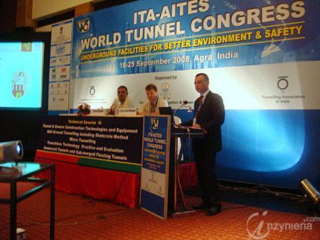 ITA-AITES - 34 Zgromadzenie Generalne i  Światowy Kongres  Tunelowy ITA-AITES