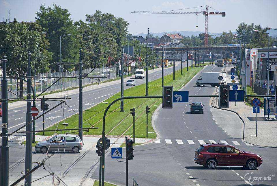 Linia szybkiego tramwaju od Ronda Kotlarskiego do ulicy Saskiej