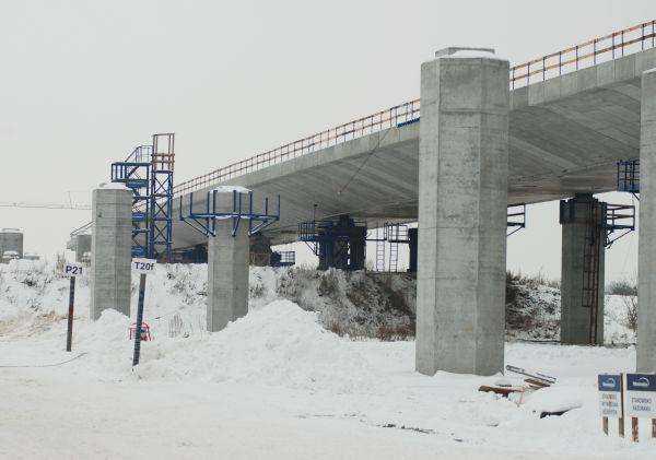 Budowa Mostu Rędzińskiego