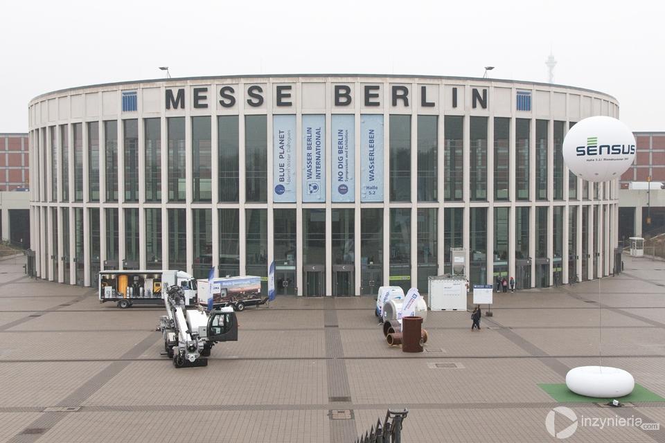 Targi WASSER BERLIN INTERNATIONAL 2015