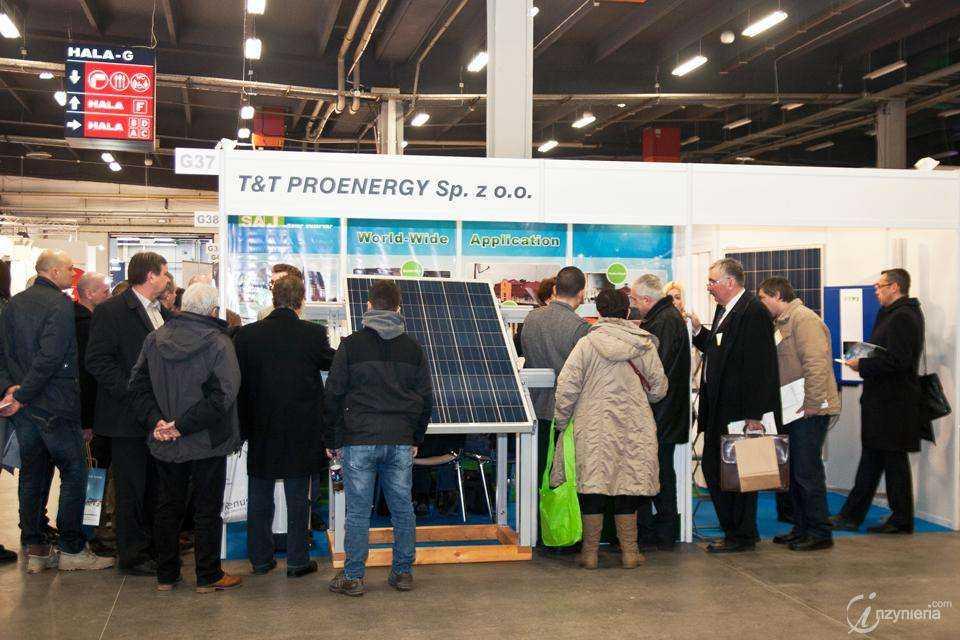 XVI Międzynarodowe Targi Energetyki i Elektrotechniki ENEX