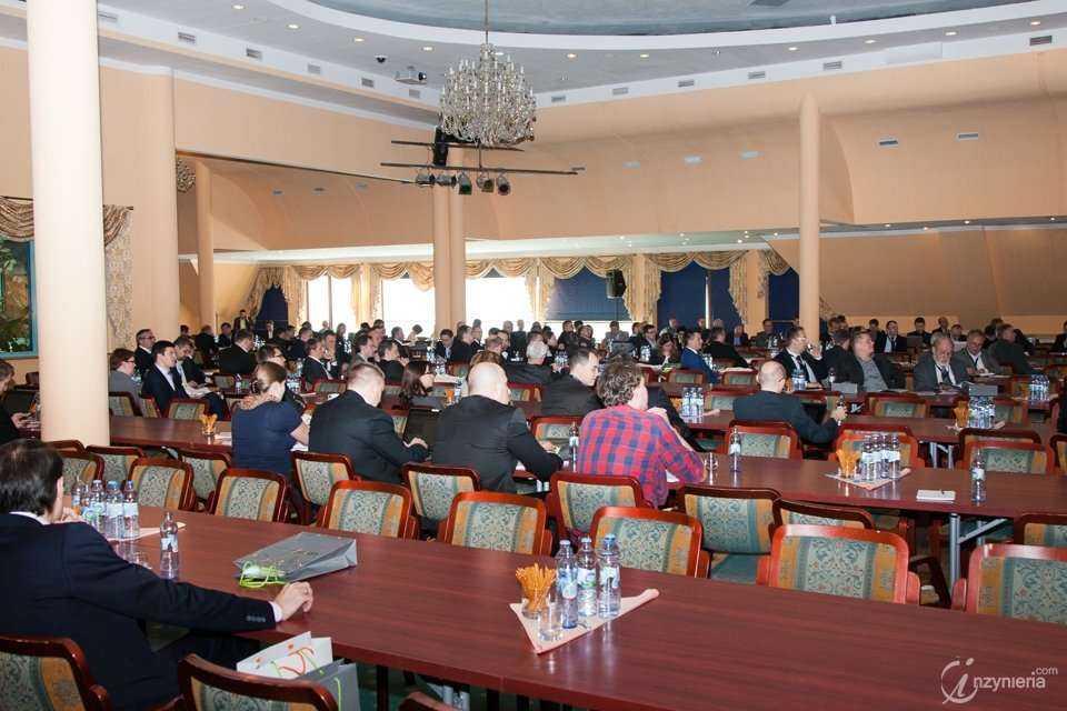Konferencja Systemy Informatyczne w Energetyce SIwE 13