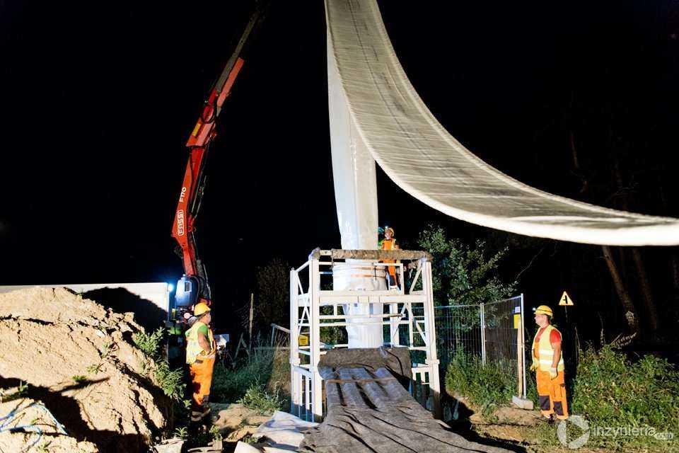 Bezwykopowa renowacja kanału tłocznego w Piotrkowie Trybunalskim