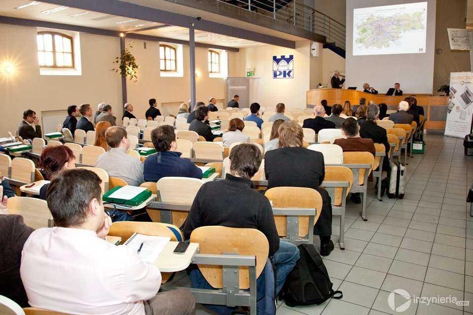 II Konferencja Naukowo-Techniczna PROBLEMY PODZIEMNEJ KOMUNIKACJI MIEJSKIEJ W KRAKOWIE
